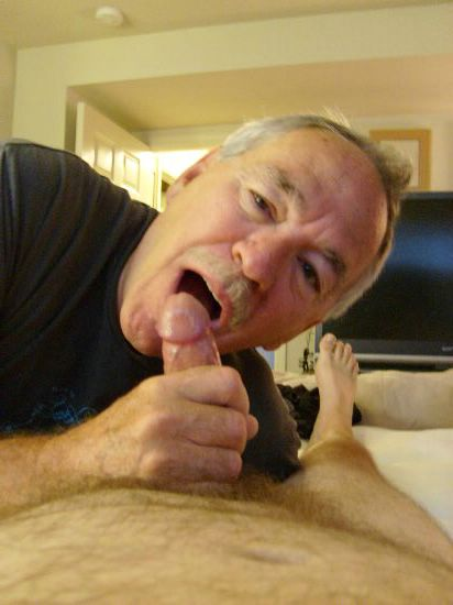 porno blowjob perfekt gratis old hairy cock sucker
