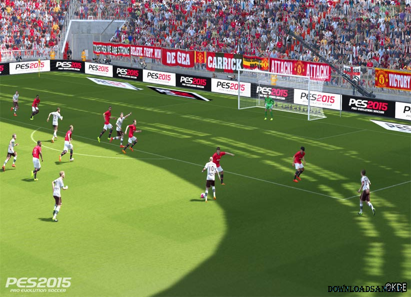 Pro Evolution Soccer 2015 For PS3 and XBox360