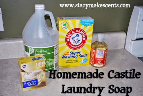 67 Homemade, All-Natural Cleaning Recipes