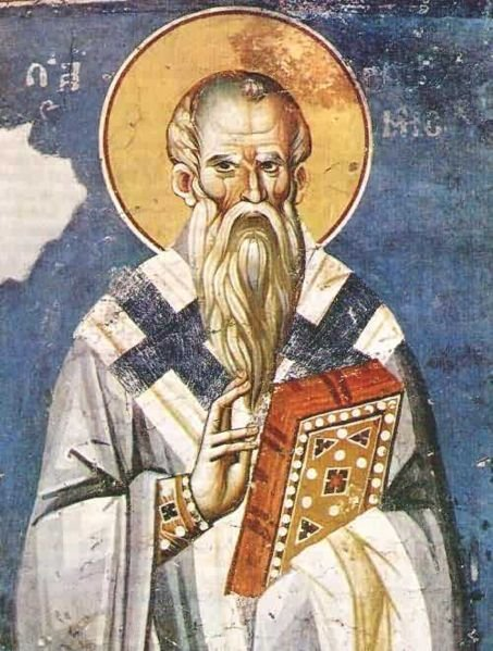 Fr humberto 39 s blog memorial of saint irenaeus bishop and martyr for Comfaience saint clement