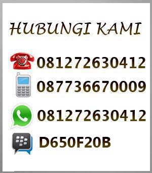 Kontak Pemesanan Dan Konsultasi