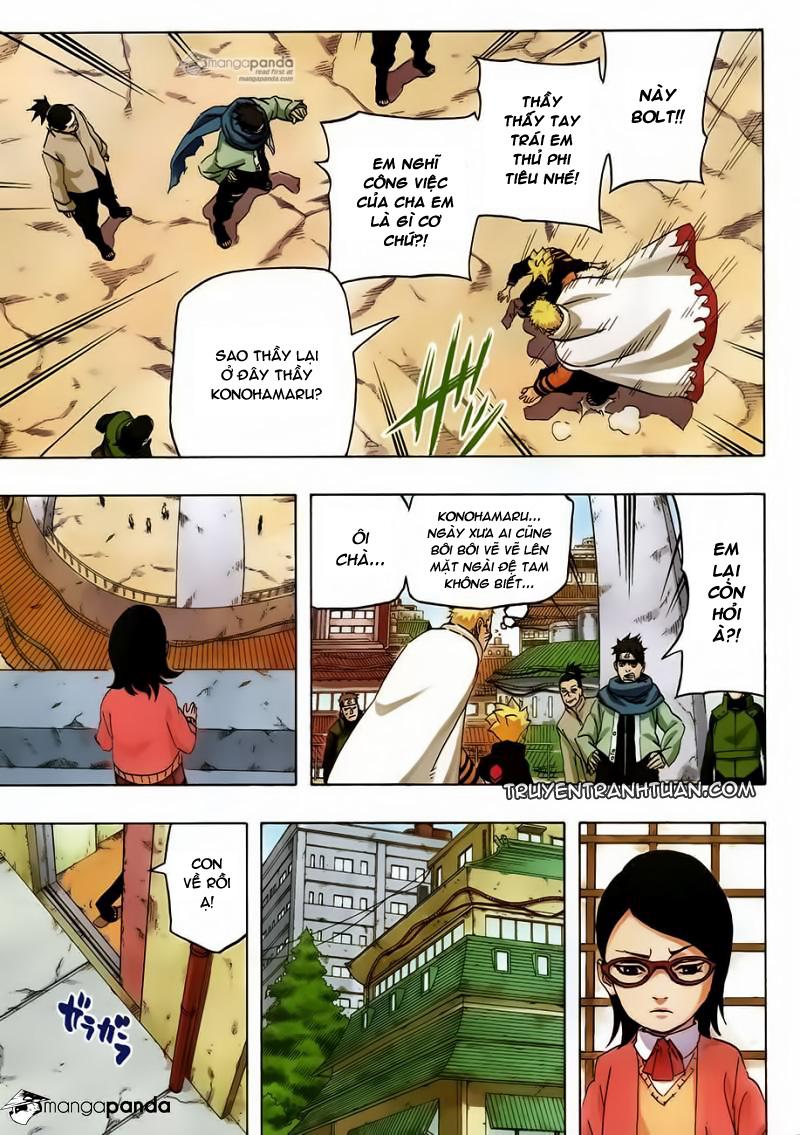 Naruto Chap 700 - Trang 17