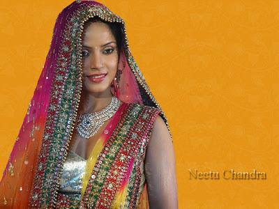 Neetu Chandra wallpaper