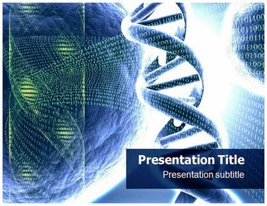 Have fun presenting with the disney powerpoint template slideworld dna important factors templates for powerpoint toneelgroepblik Images