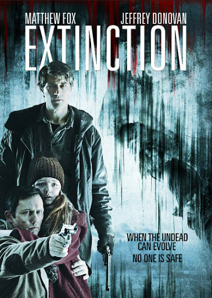 Poster Of Extinction 2015 720p BRRip English