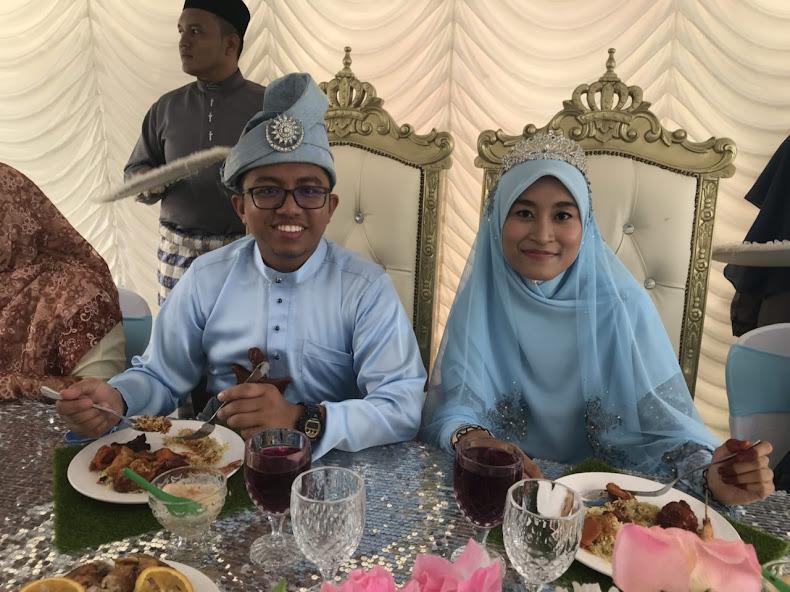 Mr & Mrs Zahir