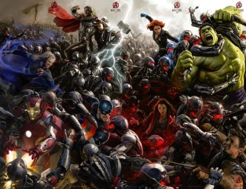Avengers Đế Chế Ultron