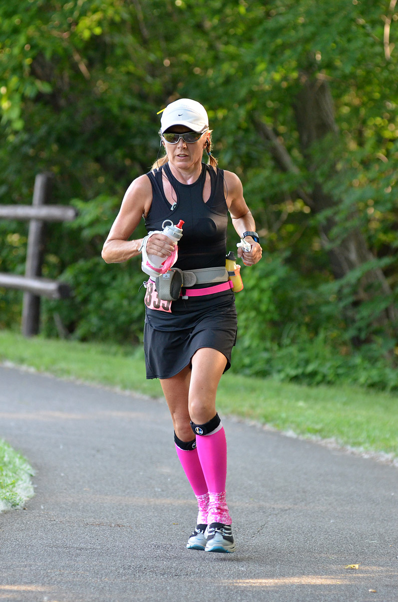 Swiss Miss Gone Bad: Niagara 50K, Cramps and a Cold