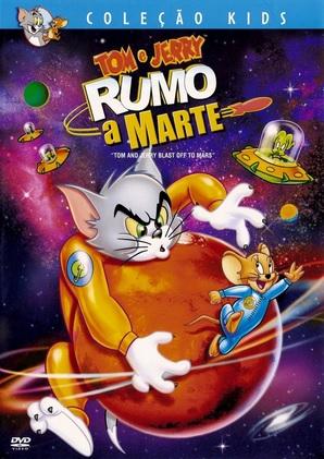 Tom e Jerry Rumo a Marte Dublado