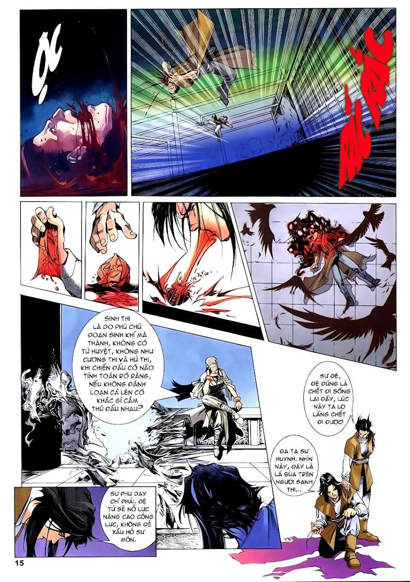 Lục Đạo Thiên Thư chap 4 - Trang 15