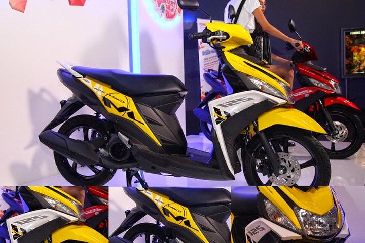 Spesifikasi dan Harga Yamaha Mio M3 125 Blue Core Terbaru