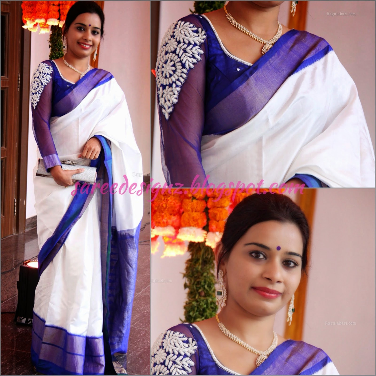 BOUTIQUE LOOK SAREE BLOUSE