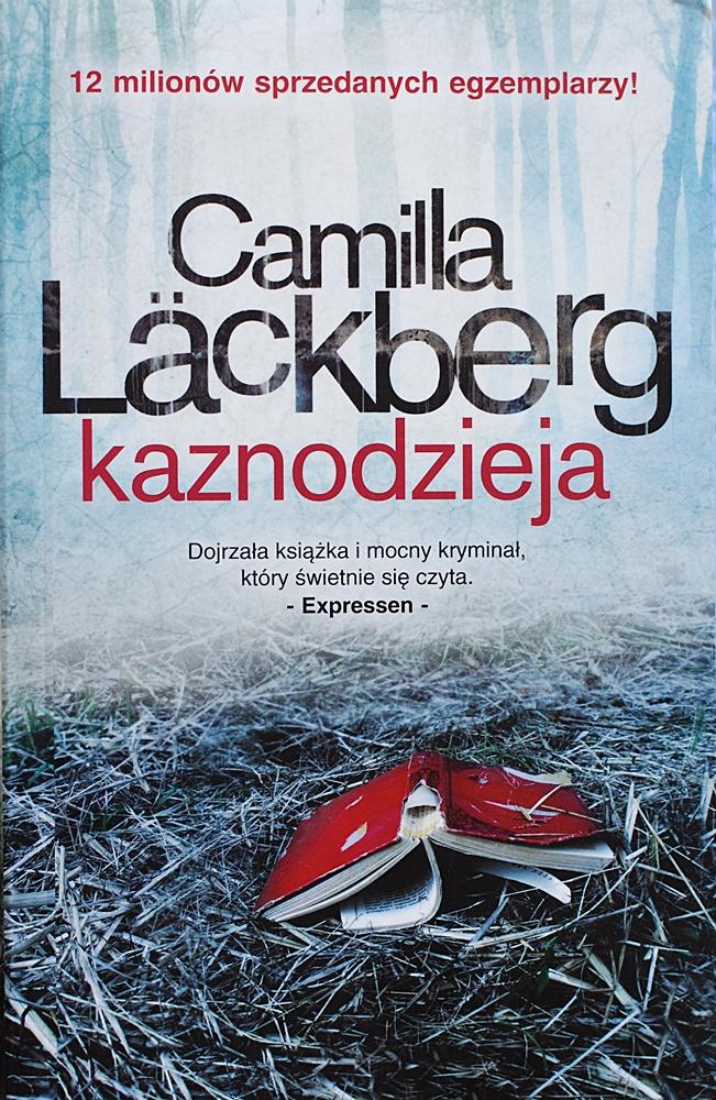 "Camilla Läckberg ""Kaznodzieja"""