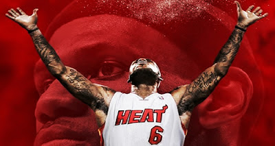NBA 2K14 LeBron James Video Clip