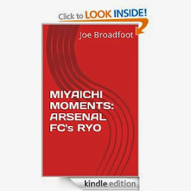 MIYAICHI MOMENTS: ARSENAL FC's RYO (Kindle)