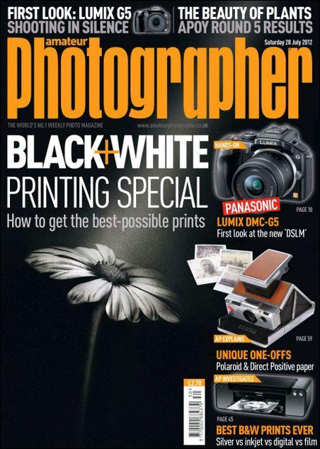 Amateur Photographer - 28 July 2012