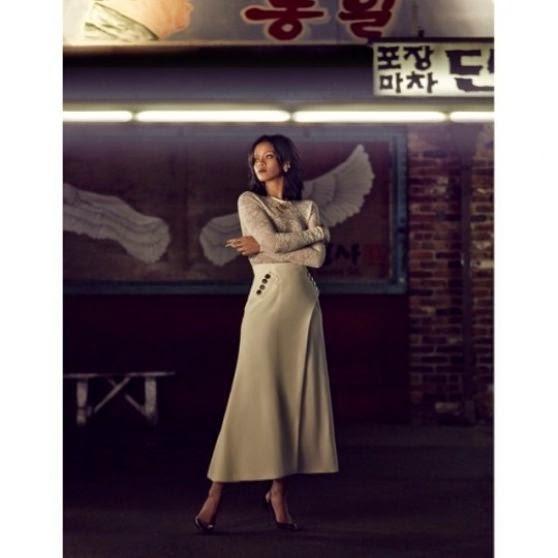 Rihanna - W Magazine Korea March 2015