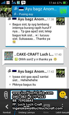 toko kue tart online luch luch cake