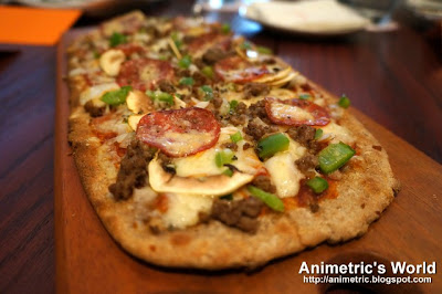 Tavern Flatbread from Village Tavern