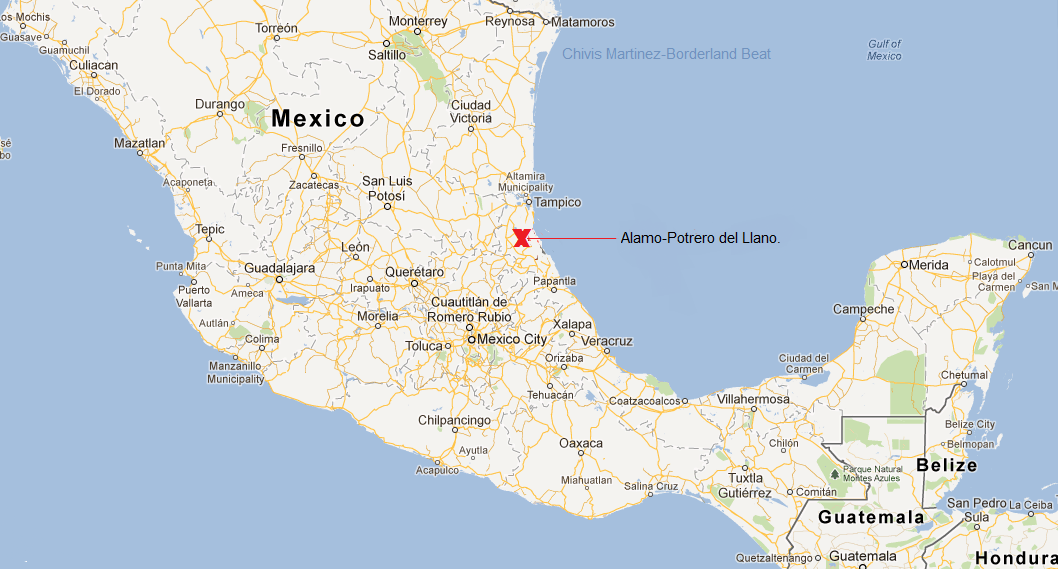 Borderland Beat: VERACRUZ: 14 Dismembered Bodies Discovered in Truck