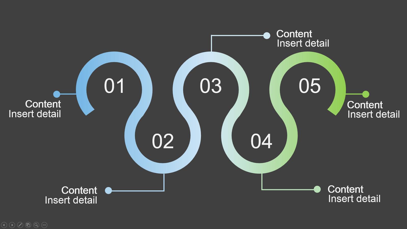 파워포인트 목차 만들기 Powerpoint Tip Table Of Contents