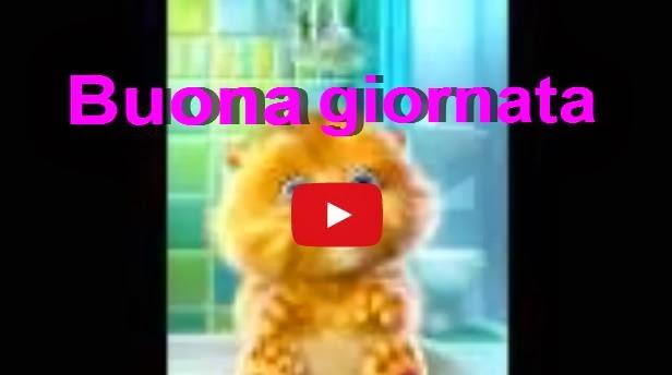 Buona giornata video for Immagini divertenti buona giornata