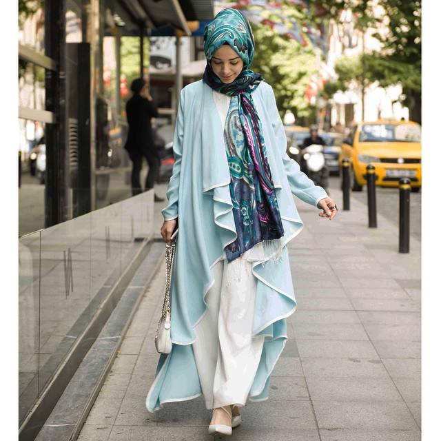 vetement hijab moderne soiree
