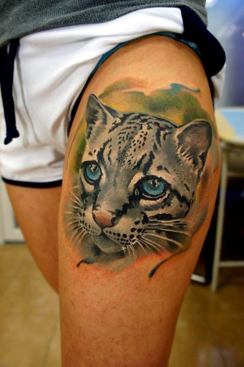 3D Tattoos Designs (Three Picture)