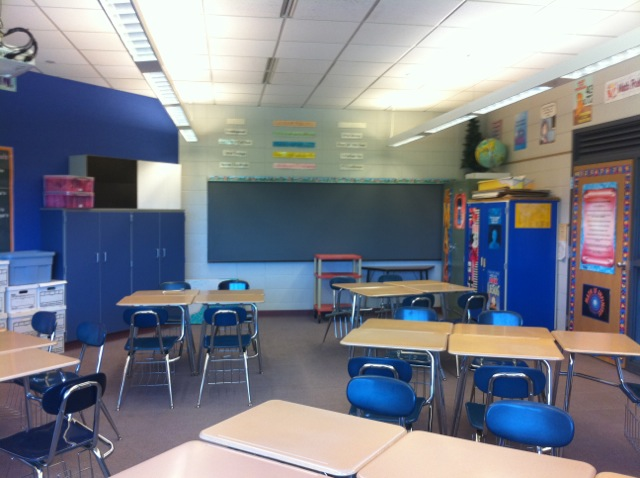 Classroom Setup Ideas For Middle School ~ Middle school math rules classroom set up