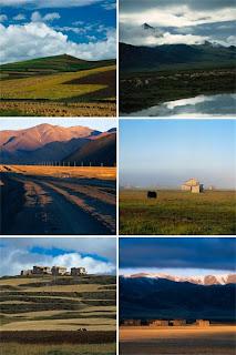 Фотоклипарт высокого качества Природные ландшафты