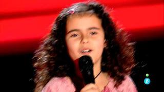 Paula canta Yo me niego de Rosario Flores