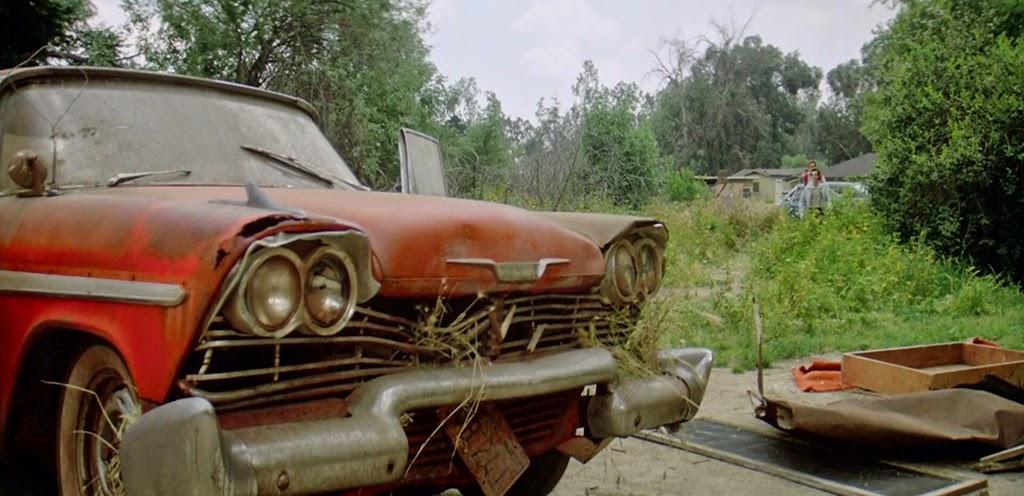 Christine: el auto diabolico (1983) [1080p. Dual]