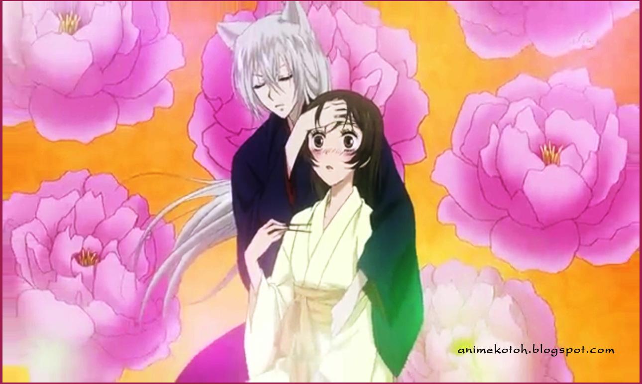 Kamisama Hajimemashita Tomoe and Nanami