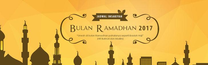 Jadwal Imsakiyah Ramadhan 1438 H Pekanbaru (Riau) 2017