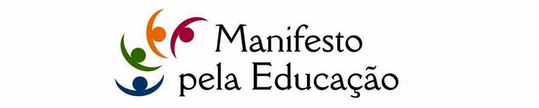 Manifesto pela Educação