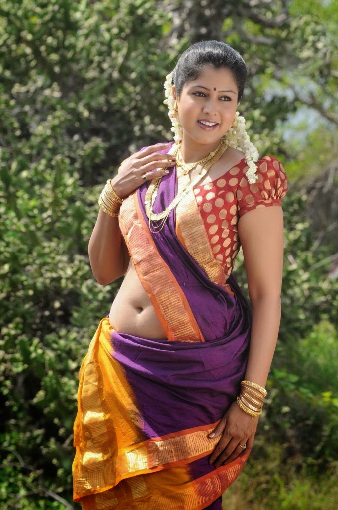 Sheryl Pinto Hot Navel In Saree Low Hip Saree Photos ~ ACTRESS RARE ...