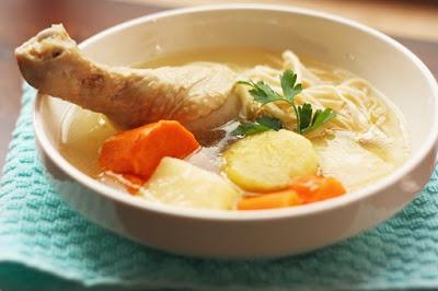 Makanan Yang Dapat Meredakan Influenza