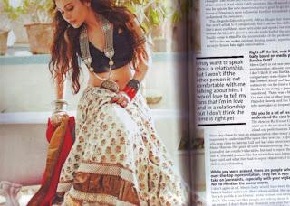 Rani Mukherjee Stills from Filmfare Magazine - April 2011