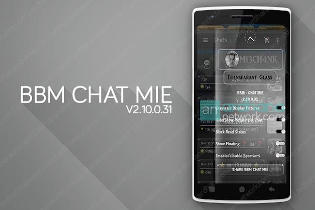 BBM Chat Mie V2.10.0.31