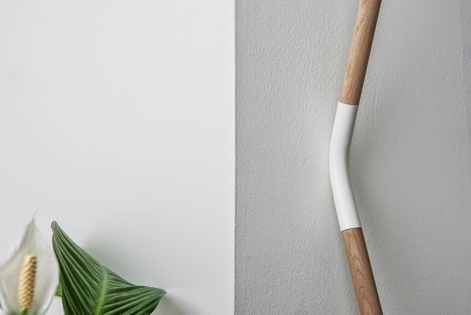 Puderfarben: kleiderstange   woodstock collection von jeroen van ...