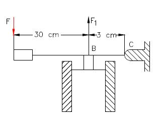 Ejercicio resuelto de estatica de fluidos imagen 2 problema 1