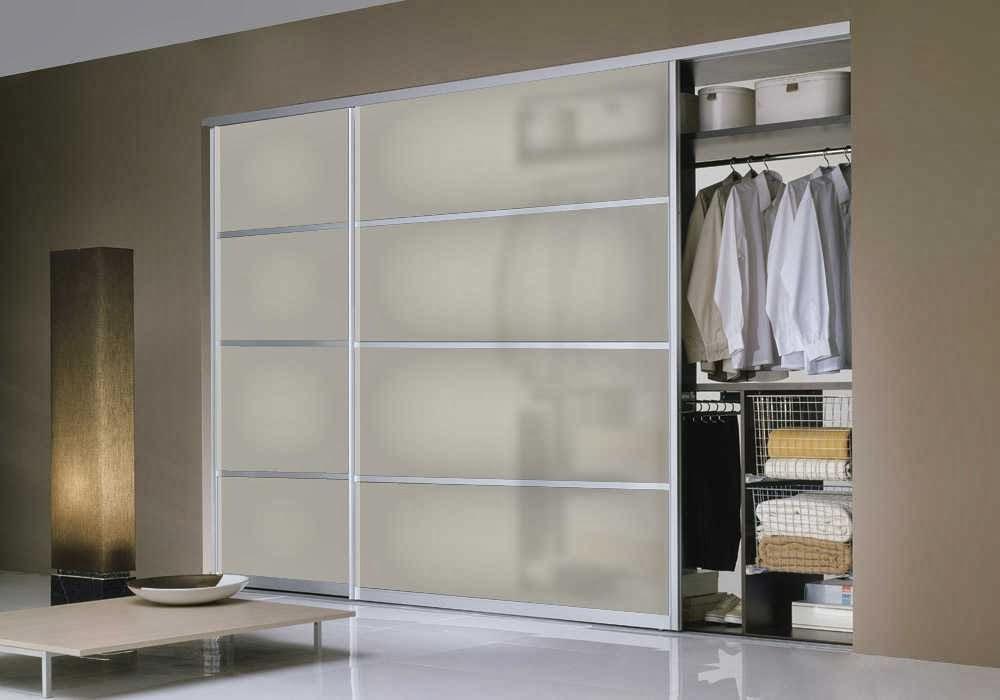 Closet door modern ayanahouse for Modern sliding closet doors