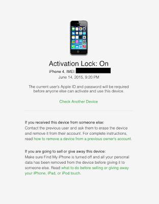 මොකද්ද මේ ඇපල් iCloud Activation Lock කියන්නේ ?