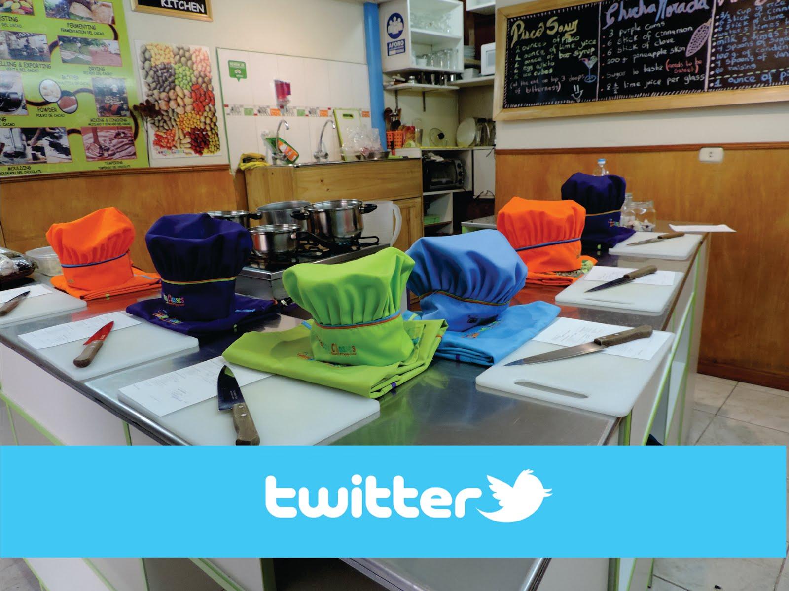 Peruvian Cooking Class On twitter