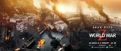 WORLD WAR Z : nouvelles images. Il n'y aura pas d'avertissement !