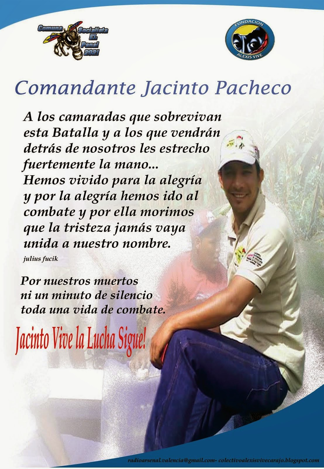 Comandante Jacinto Pacheco