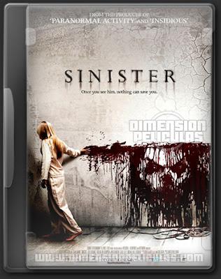 Sinister (DVDRip Español Latino) (2012)