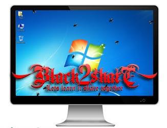 Fly on Desktop Screensaver v1.2