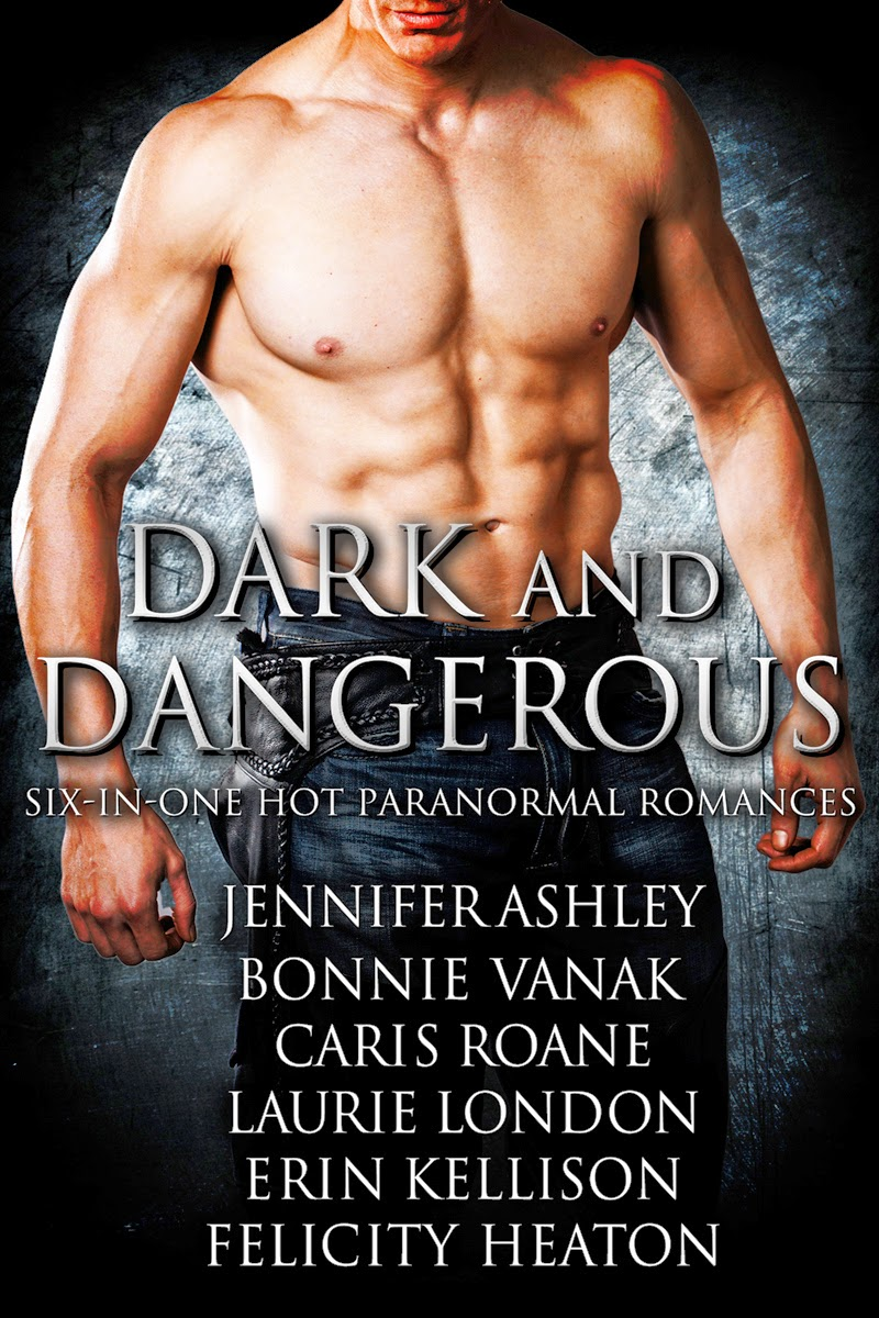 DARK AND DANGEROUS: Six-in-One Hot Paranormal Romances BoxSet