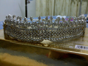 Diamond Tiaras ;P LOVE IT!!